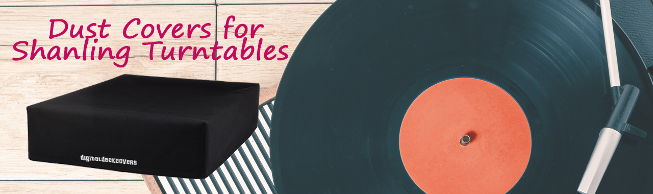 Dust Covers for Shanling Turntables