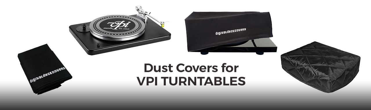 Dust Covers for VPI Turntables