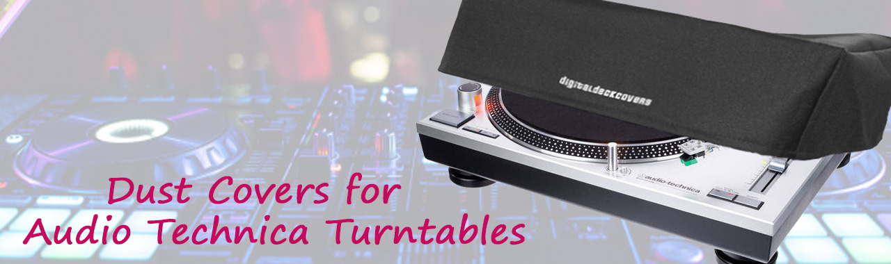 Dust Covers for Audio Technica Turntables