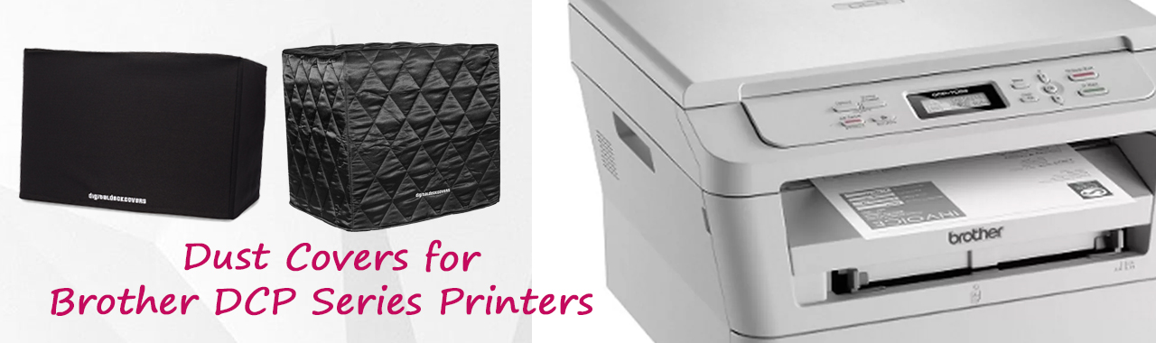 Dust Covers for Brother DCP Printers