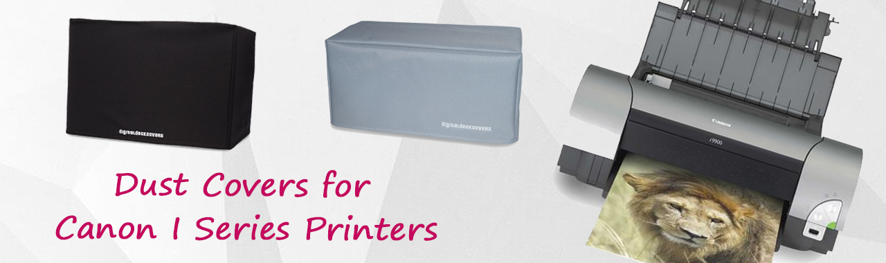 Dust Covers for Canon I-Series Printers