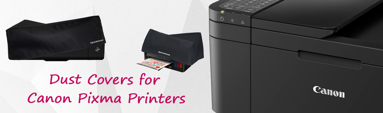 Dust Covers for Canon Pixma Printers