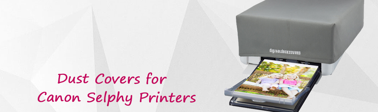Dust Covers for Canon Selphy Printers