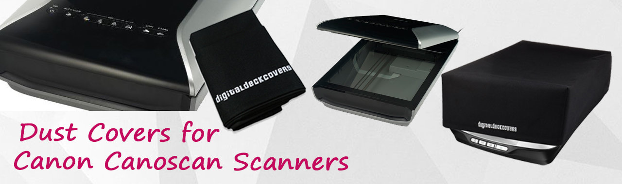 Dust Covers for Canoscan Scanners