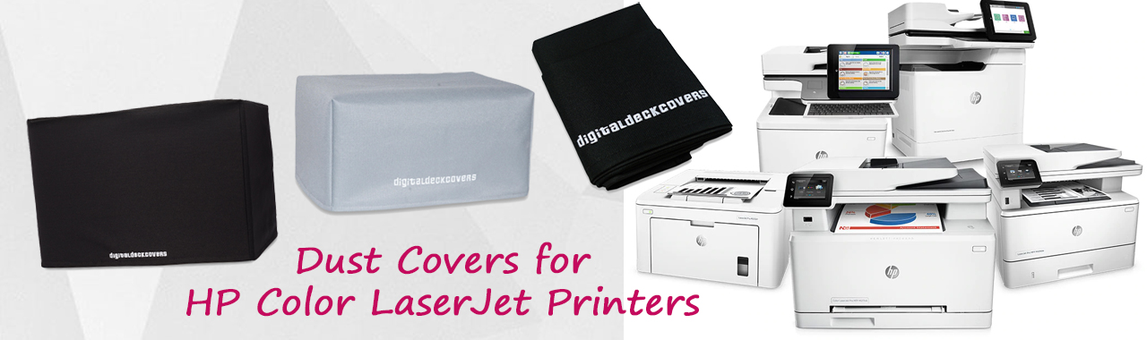 Dust Covers for HP Color LaserJet Printers