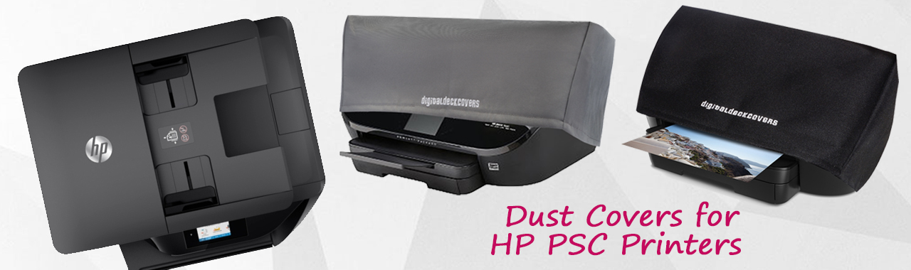 Dust Covers for HP PSC Printers