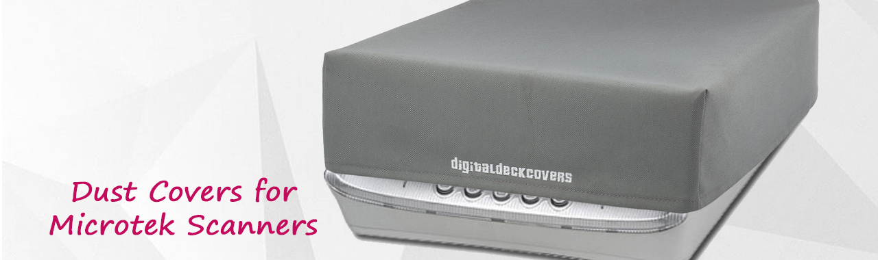 Dust Covers for Microtek Scanners
