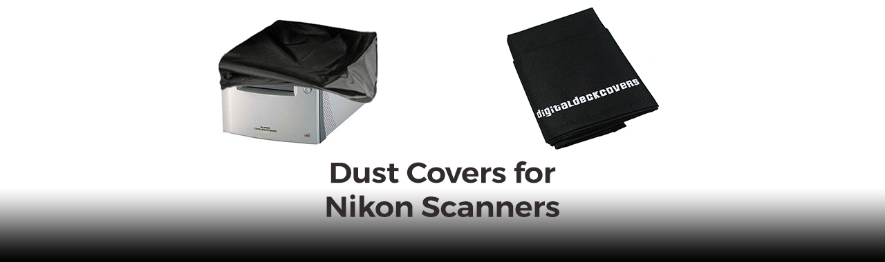 Dust Covers for Nikon Scanners