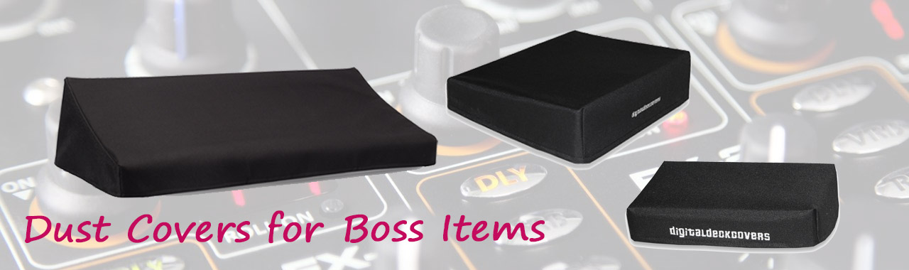 Dust Covers for Boss Items