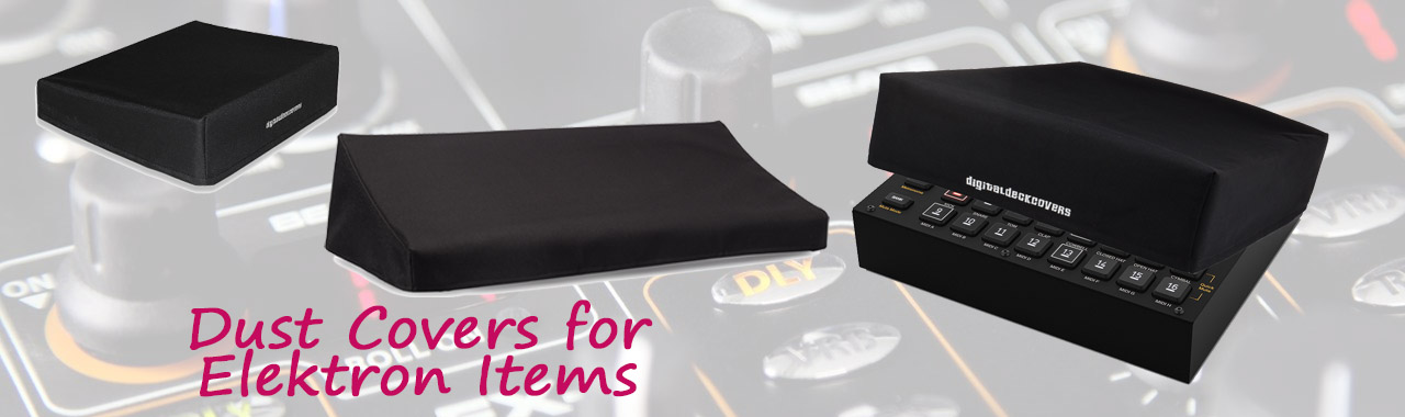 Dust Covers for Elektron Items