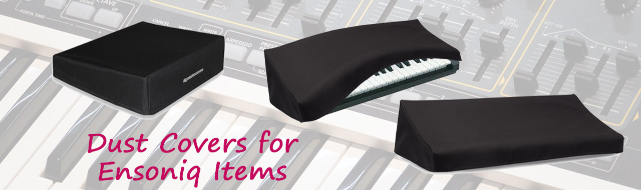 Dust Covers for Ensoniq Items