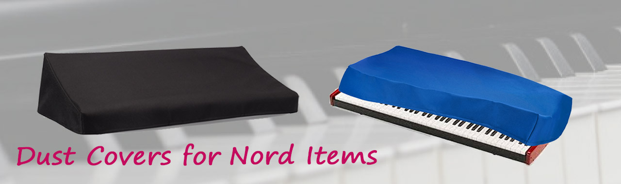 Dust Covers for Nord Items