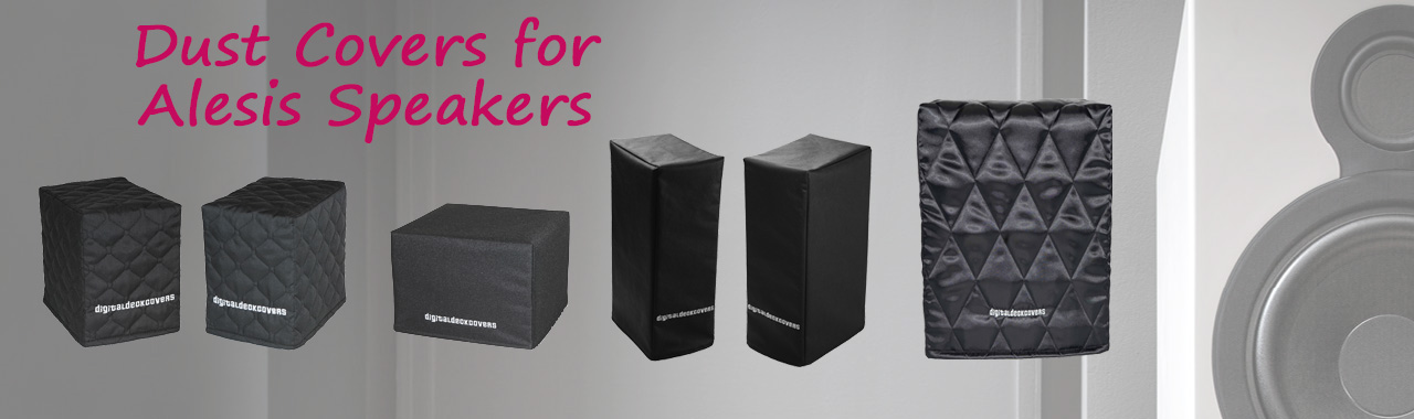 Dust Covers for Alesis Speakers