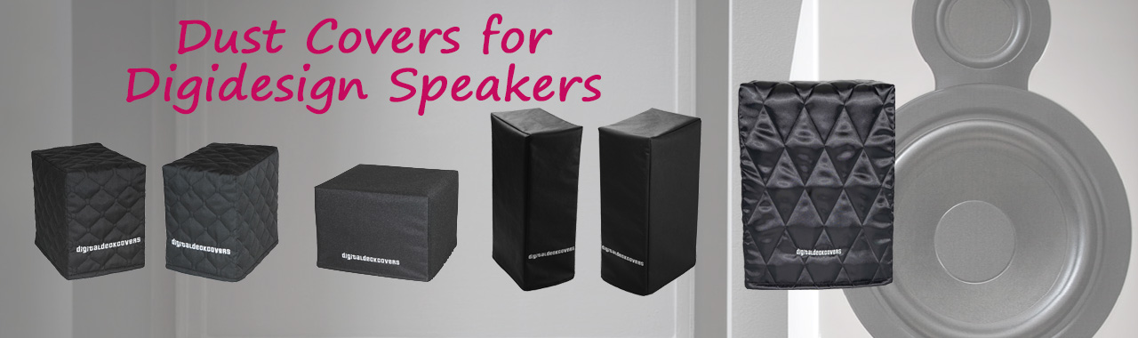 Dust Covers for Digidesign Speakers
