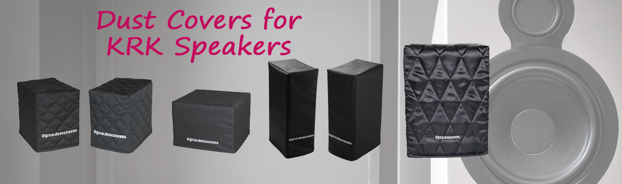 Dust Covers for KRK Speakers