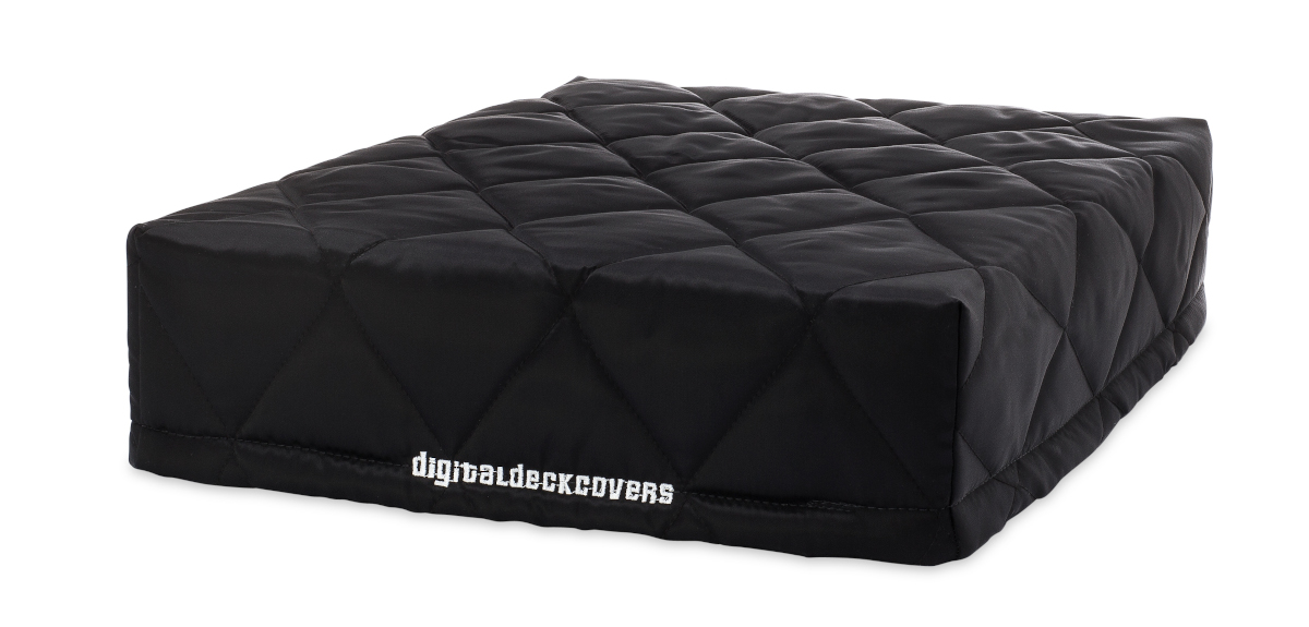 Doublesided quilted nylon cover
